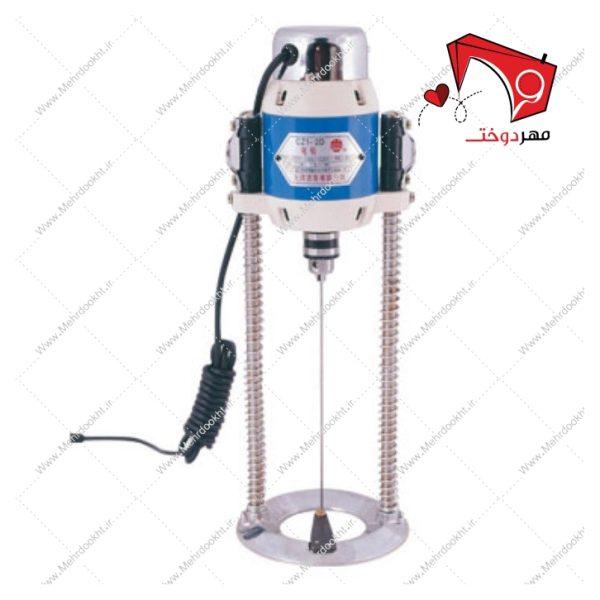 دستگاه سوراخ کن برقی پارچه دایانگ با قابلیت سوراخکردن پارچه و علامت گذاری روی پارچه، مناسب جهت مزونها، کارگاههای تولیدی و کار حرفهای.